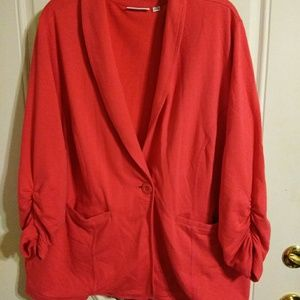Jacket by Susan Graver size 2X